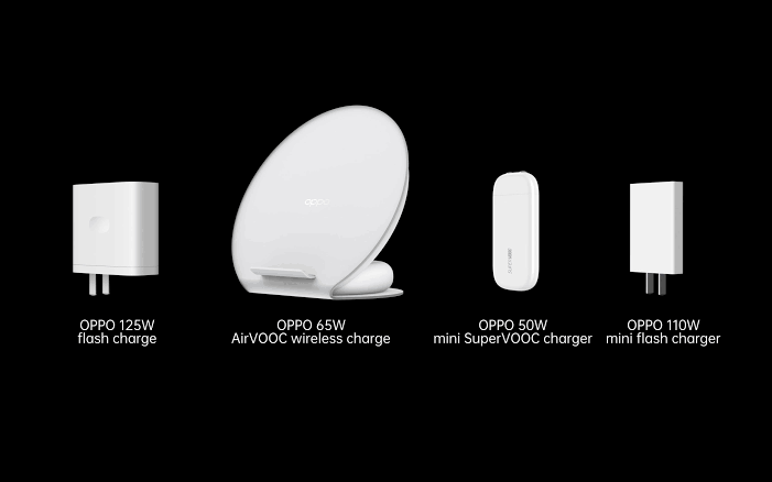 Oppo charging technology