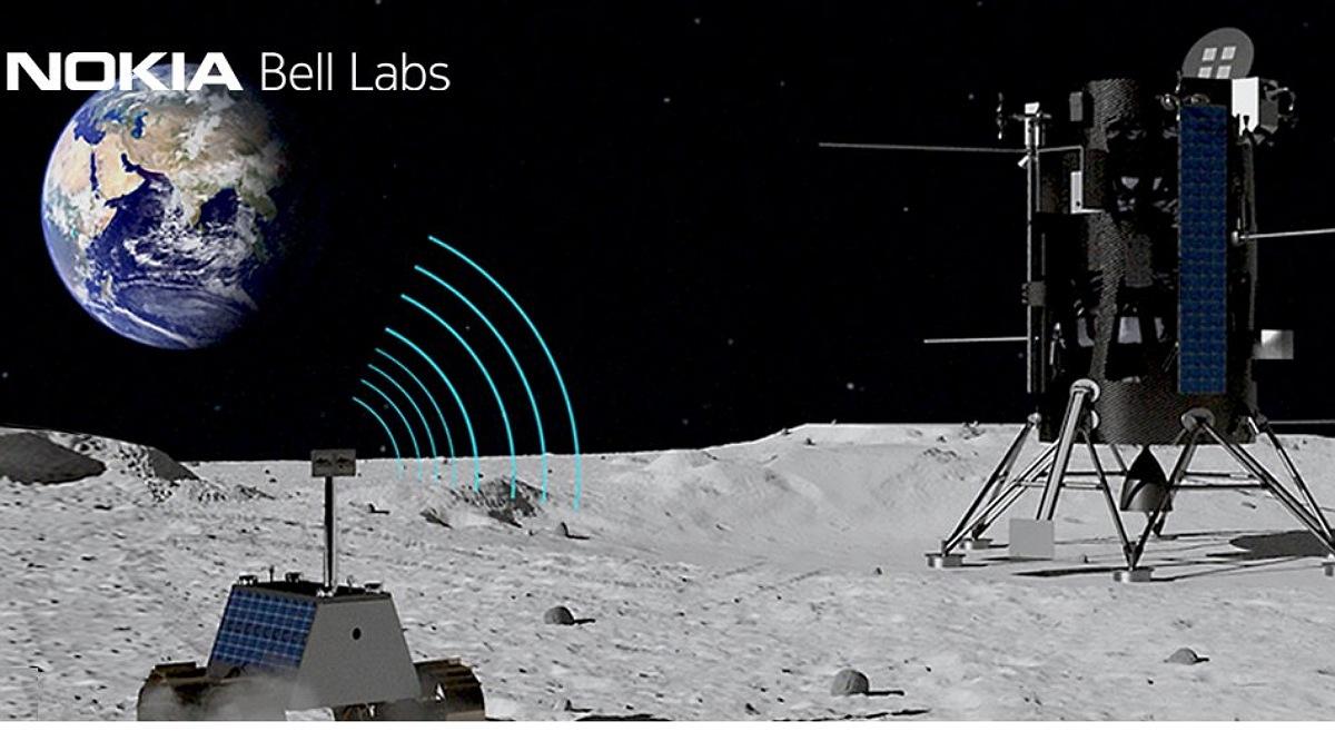 Nokia NASA contract