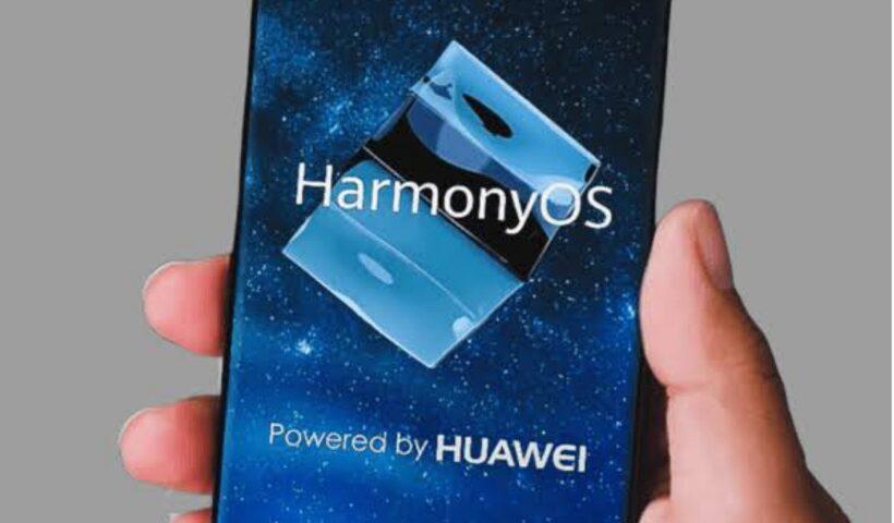 Image of harmony OS
