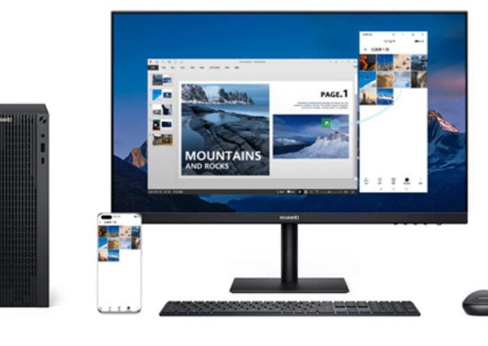 Huawei Desktop