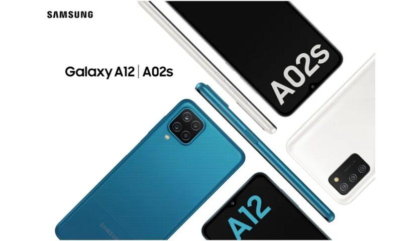 Galaxy A12 $ Galaxy A02s