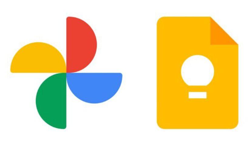 Google Photo &Keep